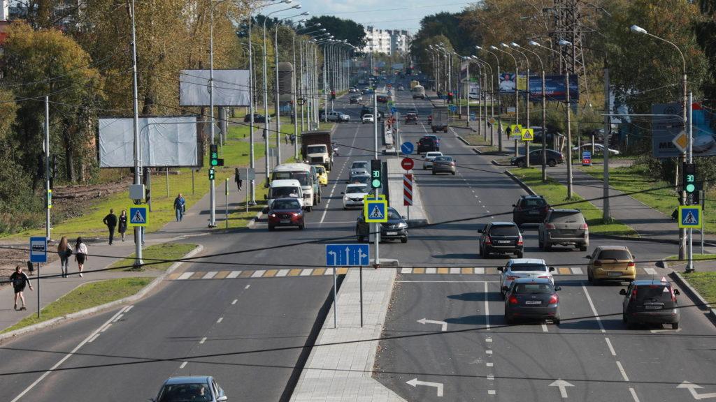 На модернизацию пешеходных переходов и светофорных объектов выделено 24 миллиона рублей
