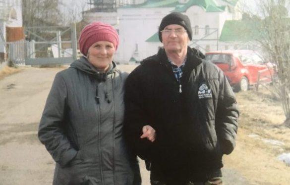 Медалью «За любовь и верность» награждены супруги Соснины из МО «Заостровское» Виноградовского района