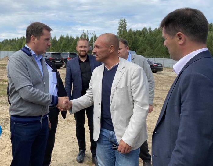 На строительство станции водоочистки в поселке Березник будут направлены дополнительные средства