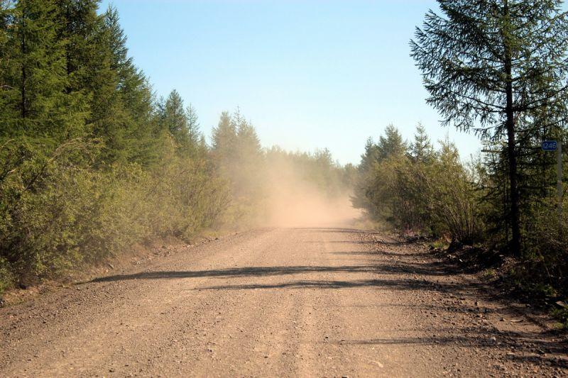 В МО «Усть-Ваеньгское» ремонт дорог