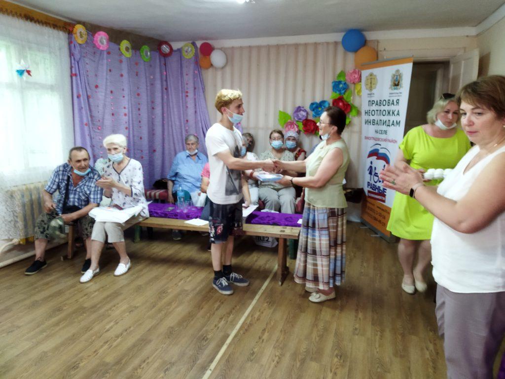 В Виноградовском районе выйдет продолжение книги с воспоминаниями детей войны