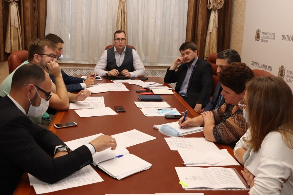 В следующем году в Архангельской области появится военно-патриотический центр «Авангард»