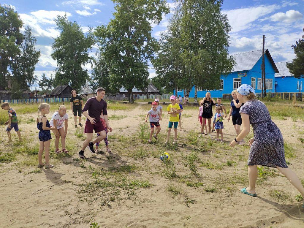 МО «Моржегорское»:  в атмосфере радости и творчества проходят июльские дни