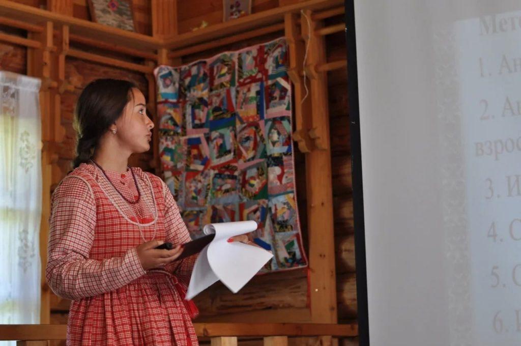 Фольклорное путешествие  Камиллы Назаровой