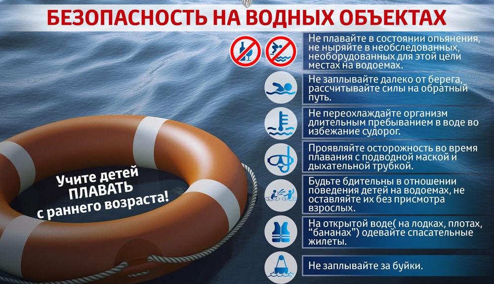 В Виноградовском районе продолжается месячник безопасности на водных объектах