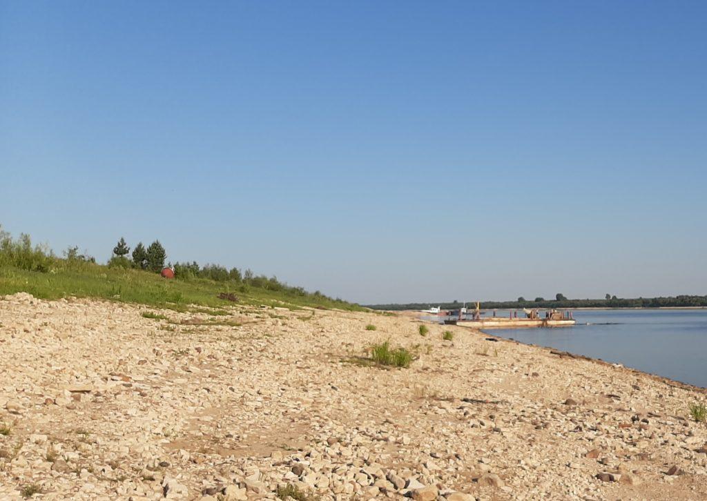 В Виноградовском районе в июле проходит месячник безопасности людей на водных объектах