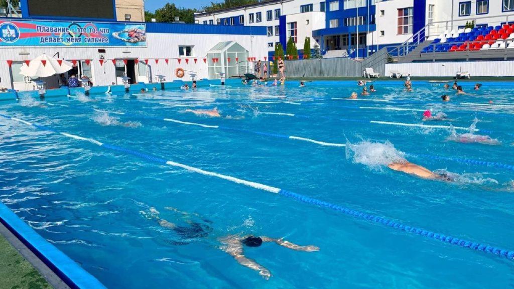 Пловцы Поморья будут бороться за медали V Летней Спартакиады молодежи России