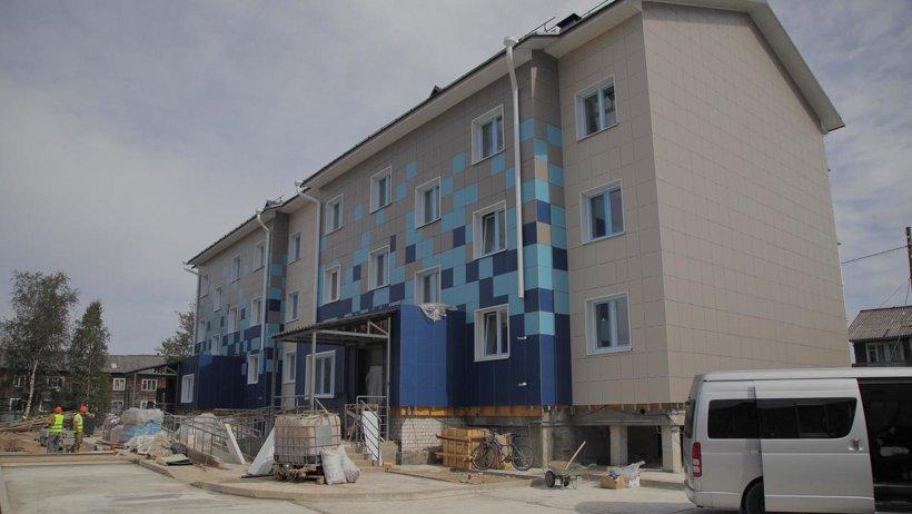 Архангельская область завершает подготовку к реализации пятого и шестого этапов программы по переселению граждан из аварийного жилья