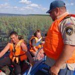 На территории Виноградовского района продолжается месячник безопасности на воде