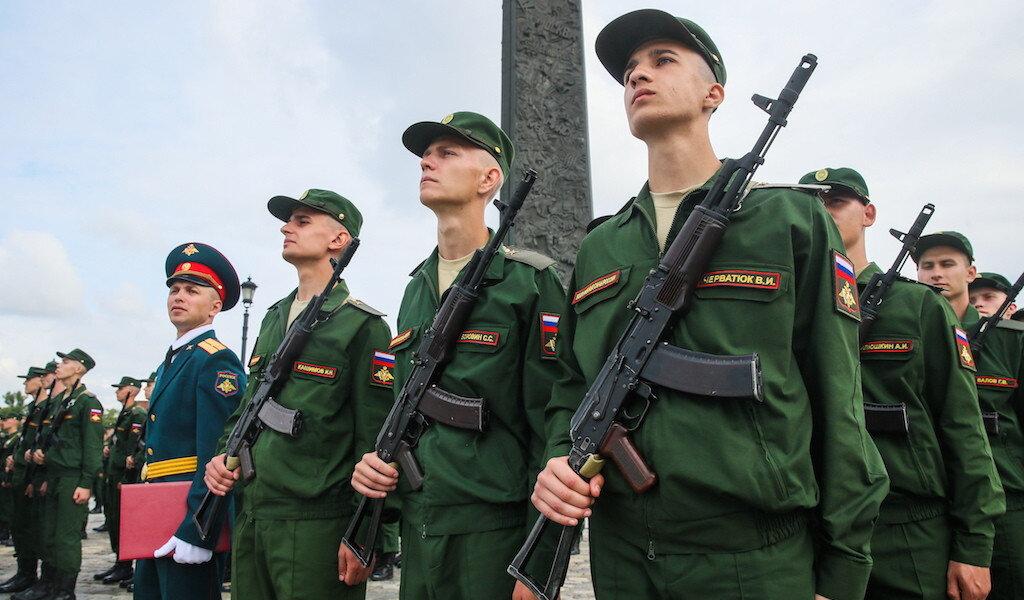 Внесены изменения в Федеральный закон «О воинской обязанности и военной службе»