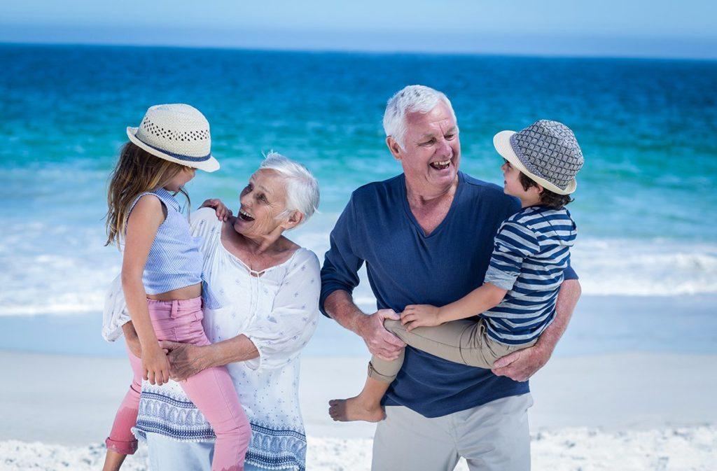 В отпуск – с внуками. Нужна ли доверенность?