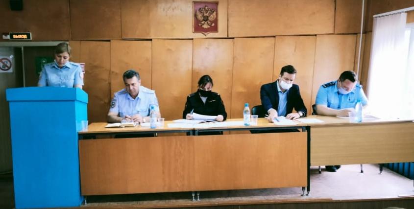 ОМВД России по Виноградовскому району подводит итоги оперативно-служебной деятельности за первое полугодие 2021 года