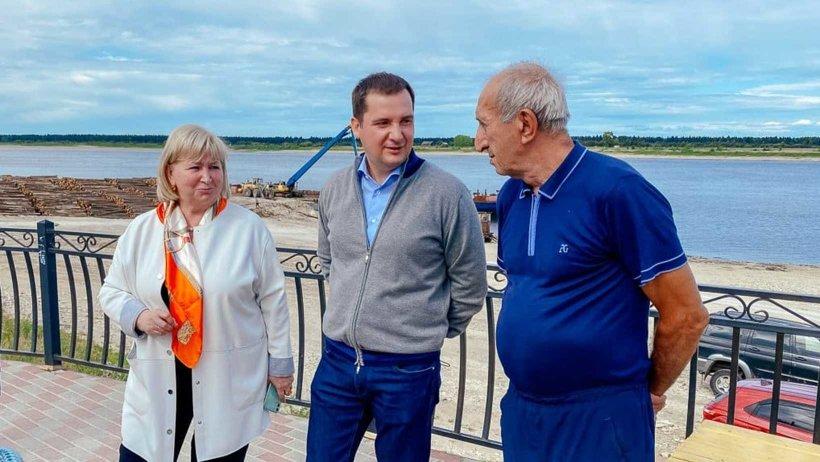 Проект «Социальный десант» стартует 5 августа с деревень Заостровье и Шидрово Виноградовского района