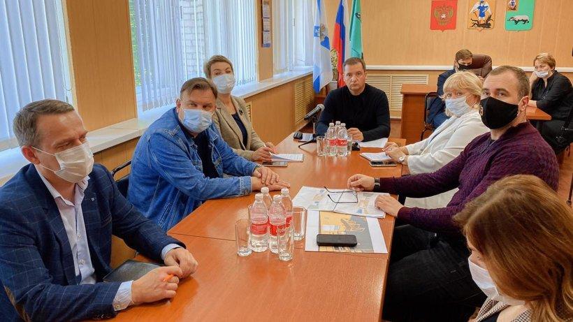Александр Цыбульский поручил главам районов чаще бывать на отдаленных территориях