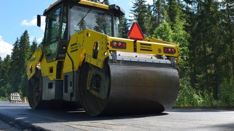 Дорожные ремонты в рамках дополнительного финансирования стартуют в четырех районах Поморья
