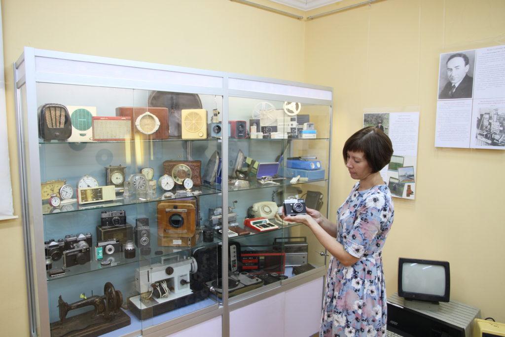 Изобретения 20 века, изменившие мир, представлены на новой выставке Виноградовского исторического музея