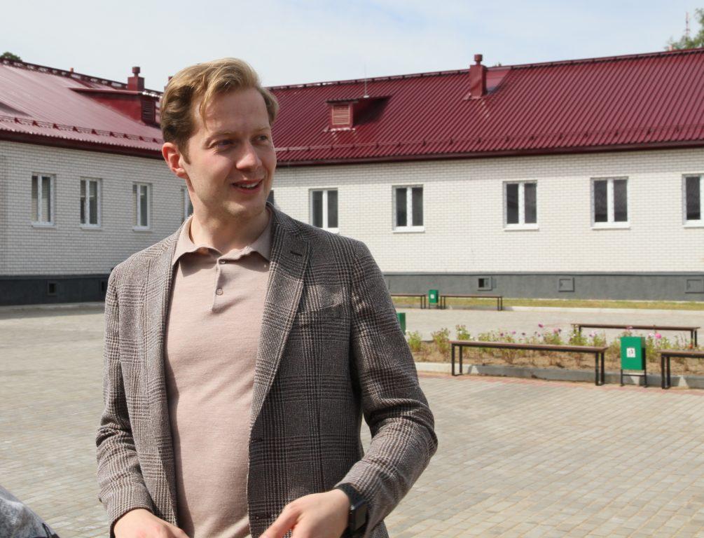 Наше интервью с и.о. министра здравоохранения Александром Герштанским