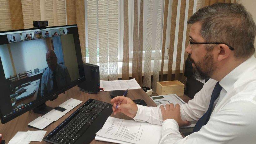 Дмитрий Рожин: «Муниципалитетам необходимо активно включиться в работу с населением по догазификации»