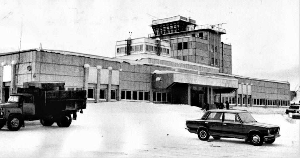Голосование по выбору почетного имени аэропорту Васьково завершится в День Воздушного флота России
