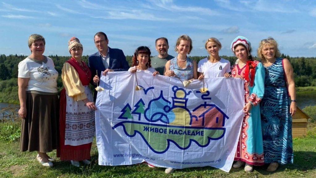 Поморье участвует в создании национальной карты локальных культурных брендов России