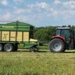 В Поморье заготовлено 60 процентов от запланированного объема кормов