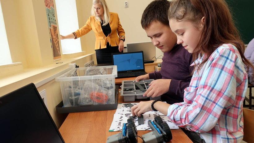 В Поморье заработал первый школьный «Кванториум»