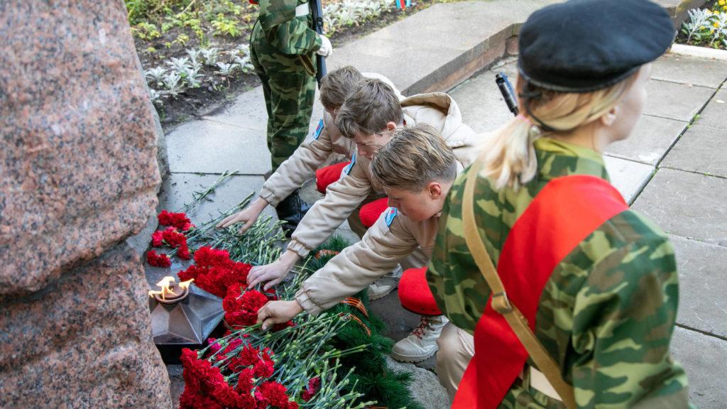 В Архангельске почтили память жертв теракта в Беслане