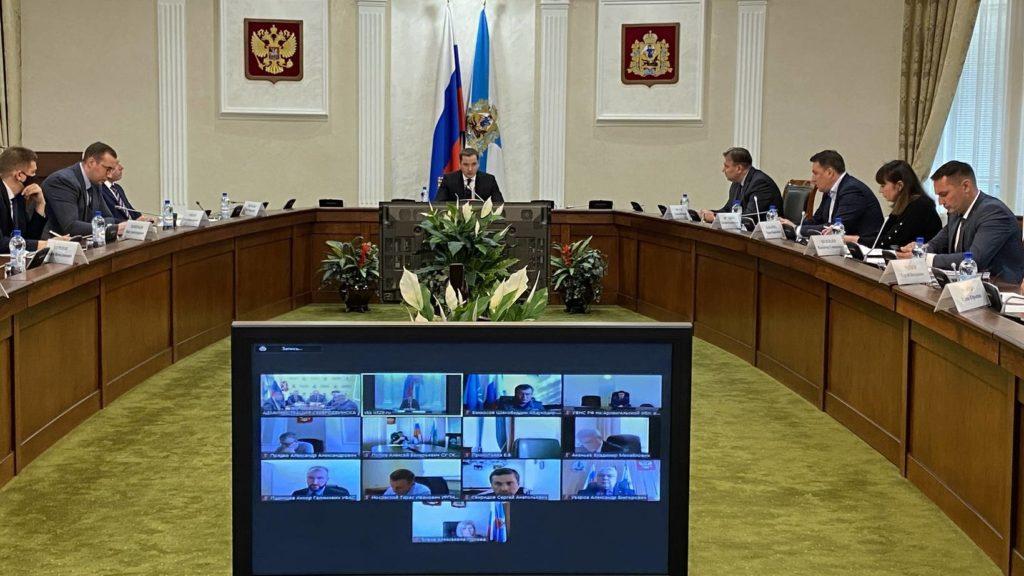 Архангельский рыбопромышленный техникум должен стать базовой организацией по подготовке кадров для рыбной отрасли