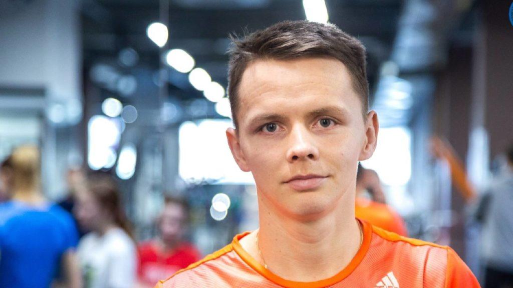 Александр Яремчук выйдет на старт Паралимпийского марафона в Токио