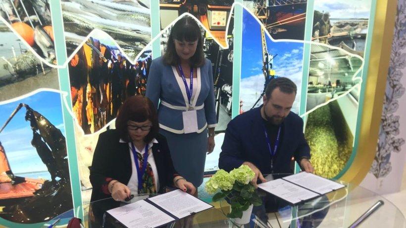 САФУ и корпорация Рыба.РФ подписали соглашение о стратегическом партнерстве