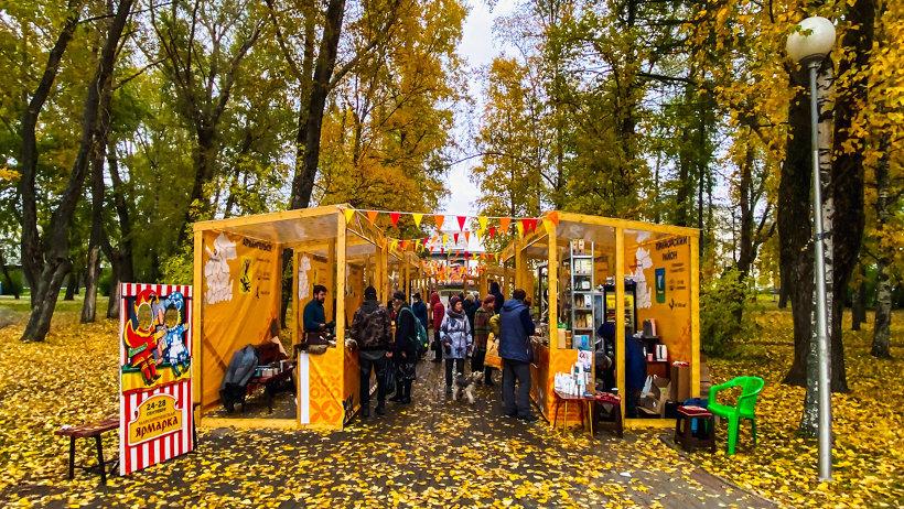 Маргаритинская ярмарка собрала талантливых мастеров России