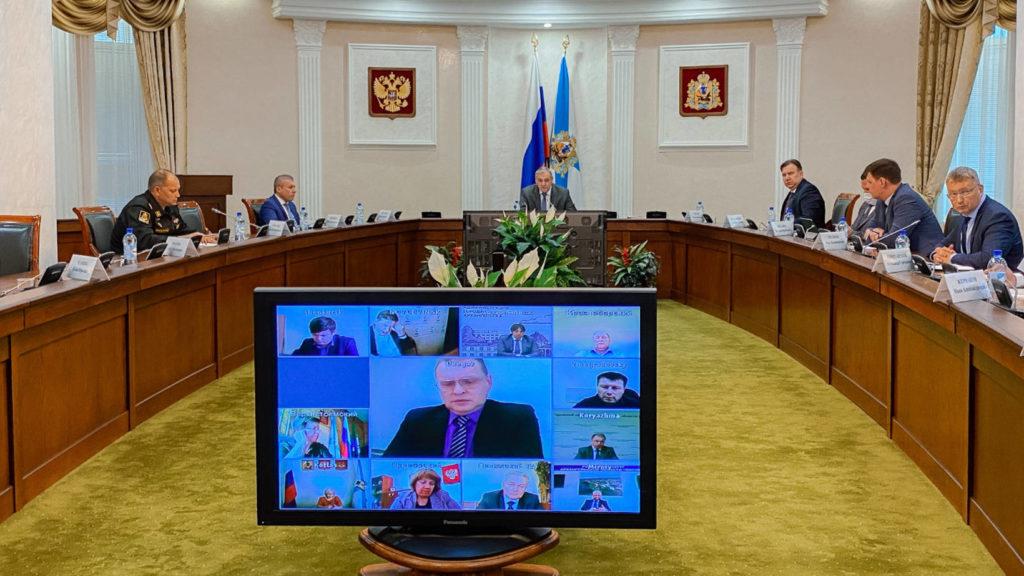 В Архангельской области подвели итоги весеннего призыва на военную службу