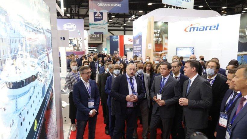 В Санкт-Петербурге состоялось официальное открытие IV Международного рыбопромышленного форума