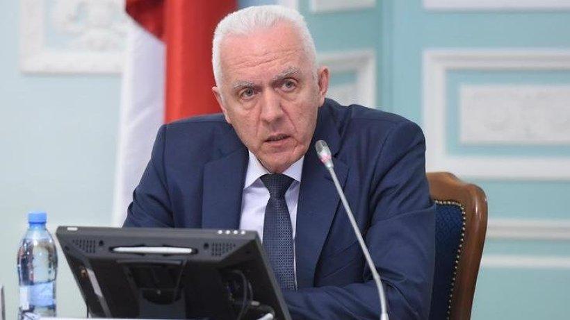 Александр Гуцан провел заседание Координационного штаба по предупреждению и борьбе с распространением новой коронавирусной инфекции на территории СЗФО