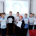 Учащиеся Рочегодской школы приняли участие во Всероссийском уроке Арктики