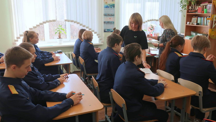 Первый этап Всероссийской олимпиады школьников проходит в Поморье
