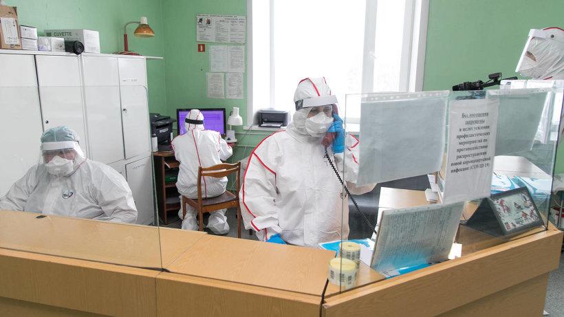 В больницах Поморья увеличено число инфекционных коек для лечения пациентов с COVID-19