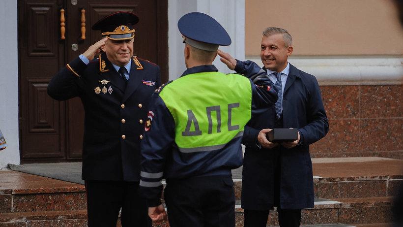 Полицейским Архангельской области передали 296 персональных видеорегистраторов