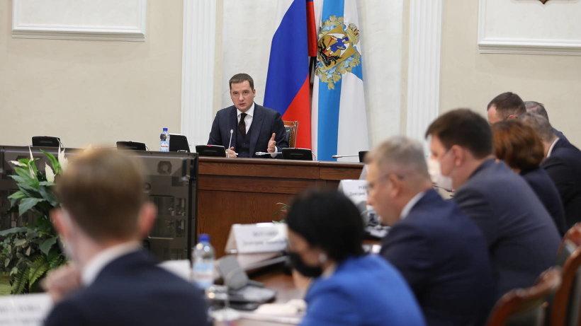 Александр Цыбульский поручил правительству региона повысить качество взаимодействия с МВД по вопросам профилактики мошенничества