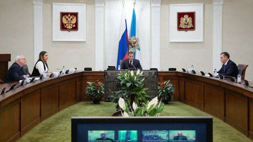 Соблюдение законодательства при реализации национальных проектов – на контроле правительства Архангельской области