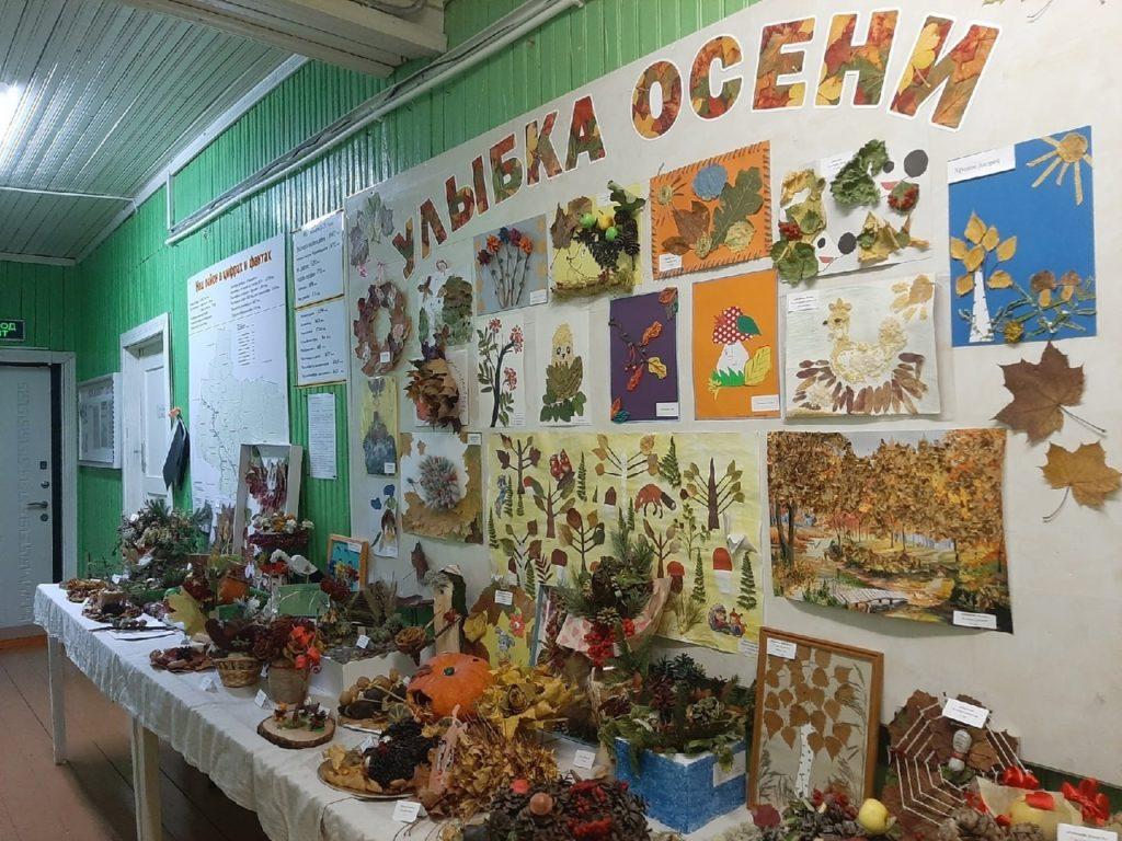 «Улыбкой осени» приглашает полюбоваться Виноградовский музей