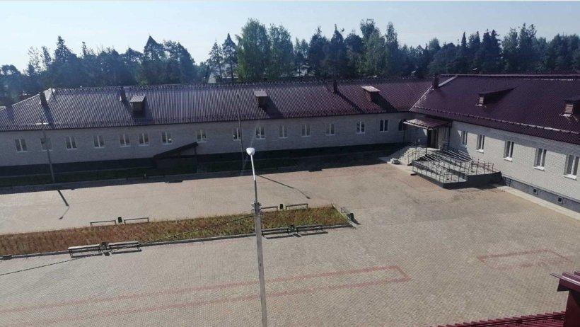 Завершено строительство первой очереди Виноградовской ЦРБ