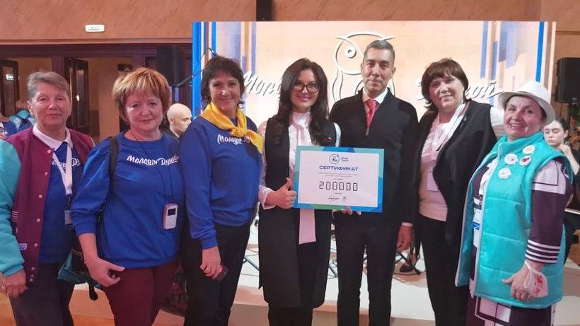 «Серебряные» волонтёры Архангельской области победили во всероссийском грантовом конкурсе «Молоды душой»